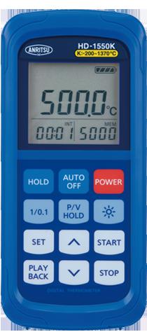 HD-1500E / HD-1500K メモリ機能モデル